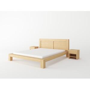 Łóżko drewniane ENZO