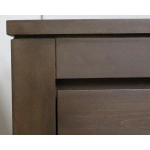 Komoda drewniana ENZO 06 (2D+ 4S) 11
