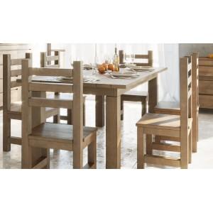 Krzesło drewniane ENZO 5