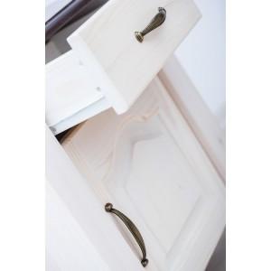 Toaletka sosnowa z lustrem Merida 11