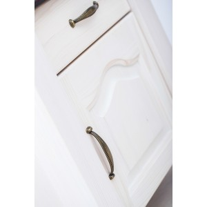 Toaletka sosnowa z lustrem Merida 13