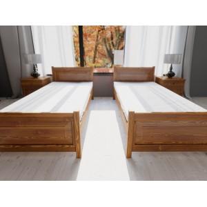 Łóżko sosnowe Classic Plus 7