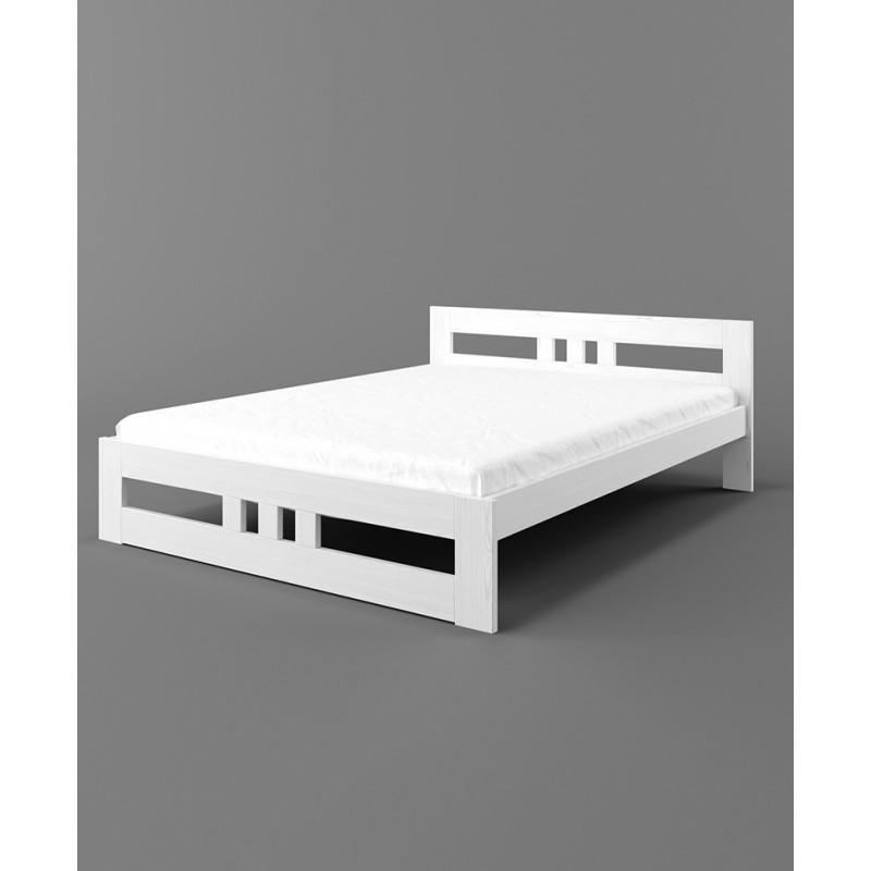 Łóżko sosnowe Classic Plus