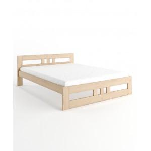 Łóżko sosnowe Classic Plus 1