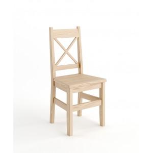 Krzesło sosnowe Classic 1