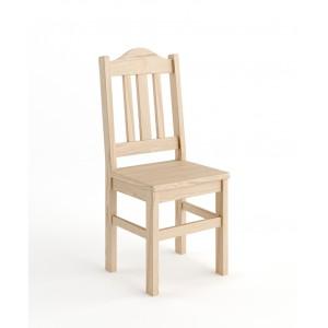 Krzesło sosnowe Classic II 1