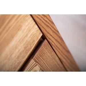 Biurko drewniane QUATTRO 12