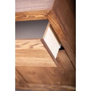 Biurko drewniane QUATTRO 17