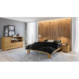 Ława drewniana QUATTRO 11