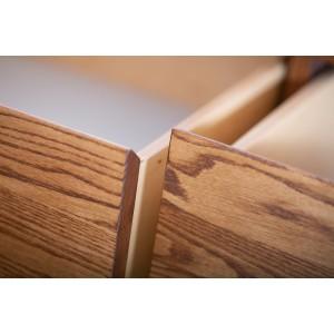 Ława drewniana QUATTRO 17