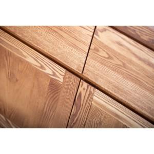 Ława drewniana QUATTRO 18