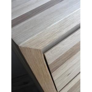 Ława drewniana QUATTRO 21