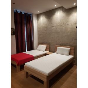 Łóżko drewniane TEKO 6