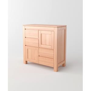 Komoda drewniana ENZO 06 (2D+ 4S) 0
