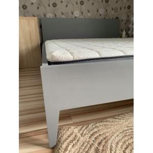 Łóżko sosnowe Retro 7