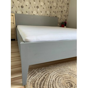 Łóżko sosnowe Retro 3