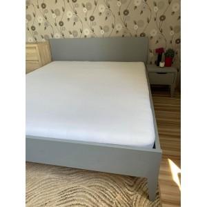 Łóżko sosnowe Retro 4