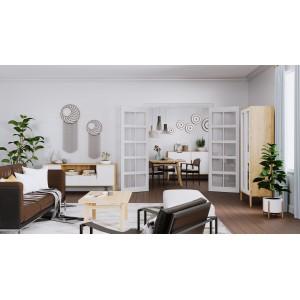 Stół sosnowy RETRO 160x75x90 cm 3