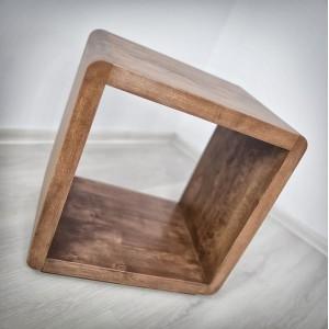 Regał drewniany FORTE I 2