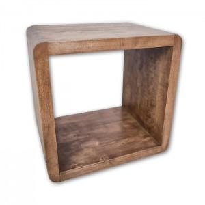 Regał drewniany FORTE I 3