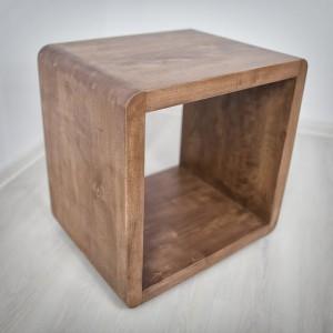 Regał drewniany FORTE I 4