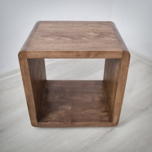 Regał drewniany FORTE I 5