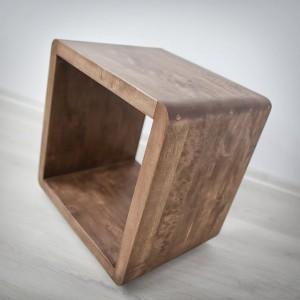 Regał drewniany FORTE I 6