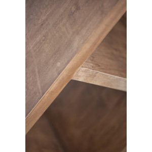 Regał drewniany FORTE I 8