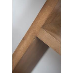 Regał drewniany FORTE I 9