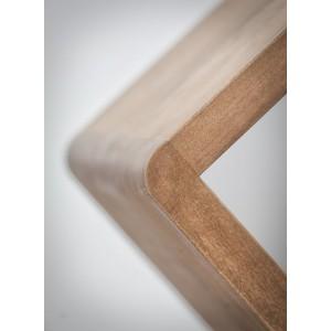 Regał drewniany FORTE II 9