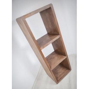 Regał drewniany FORTE II 4