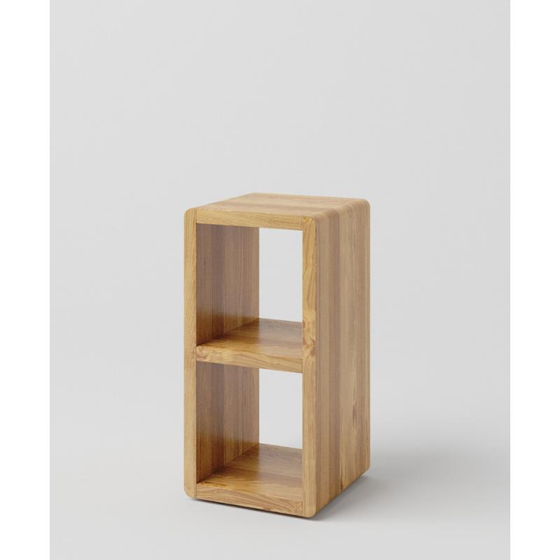 Regał drewniany FORTE II