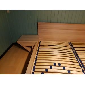 Łóżko drewniane ZEN lewitujące 33