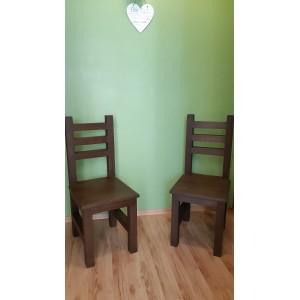 Krzesło drewniane ENZO 4