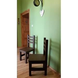 Krzesło drewniane ENZO 3