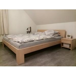 Łóżko drewniane LUNA 3