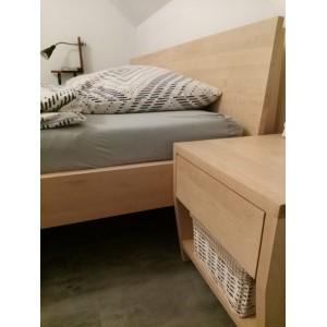 Łóżko drewniane LUNA 4