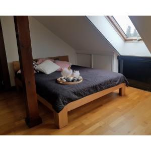 Łóżko drewniane LUNA 5