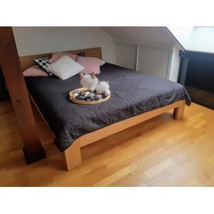 Łóżko drewniane LUNA 10