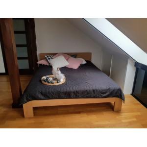 Łóżko drewniane LUNA 6