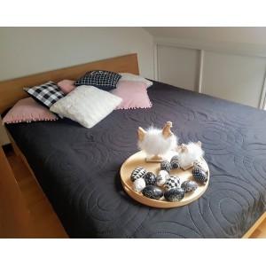 Łóżko drewniane LUNA 9