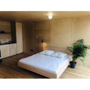 Łóżko drewniane ZEN lewitujące 6