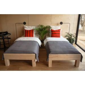 Łóżko drewniane TEKO 15