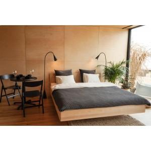 Łóżko drewniane ZEN lewitujące 11