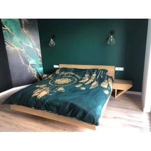 Łóżko drewniane ZEN lewitujące 21