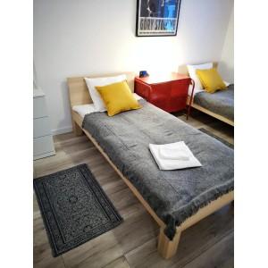 Łóżko drewniane TEKO 35