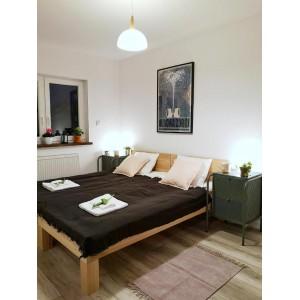 Łóżko drewniane TEKO 36