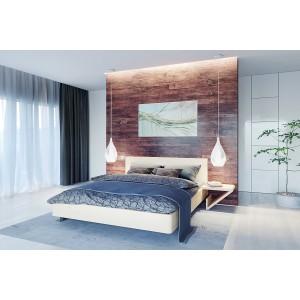 Łóżko drewniane ZEN lewitujące 1