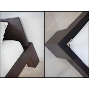 Łóżko drewniane LUNA 11