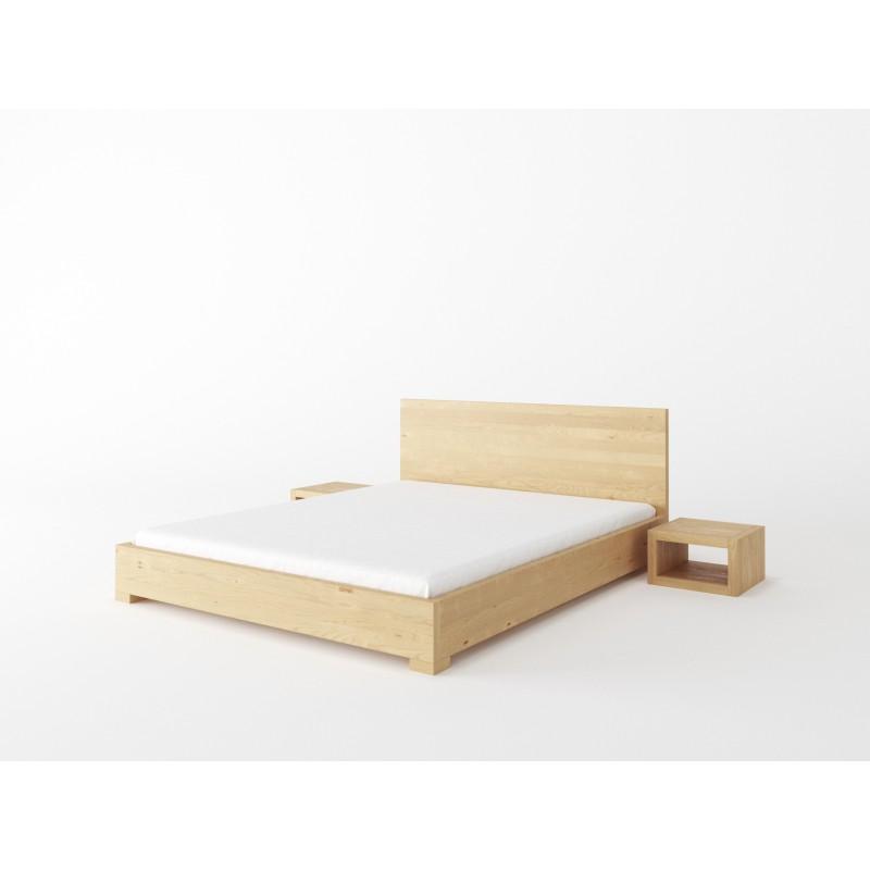 Łóżko drewniane KATO